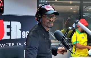 Radio legend Bob Mabena dead at 51 after 'lung infection'