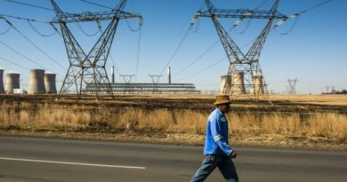 Eskom says it can't afford worker wage demands