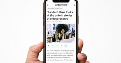 BusinessTech – The largest business news website in South Africa with 6 million readers
