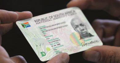 South Africa's new ID system will track you from birth