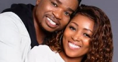 5 things you need to know about Dr Tumi's wife