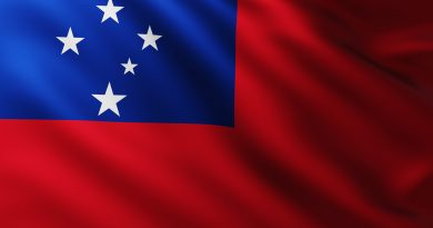 Covid shadow over tense Samoan election